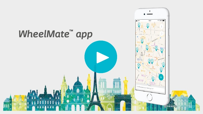 Watch the video on the wheelmate app