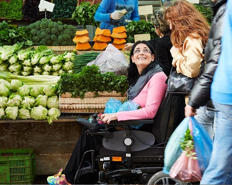 Foods to consider for wheelchair users